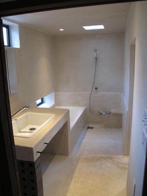 T邸:タデラクトの洗面所&お風呂場_a0131025_14282565.jpg