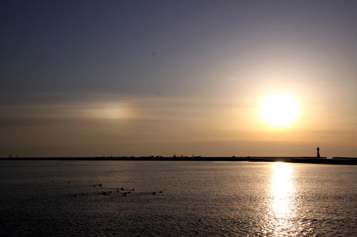 こまった時の夕焼け写真 12月22日_f0113639_16154458.jpg