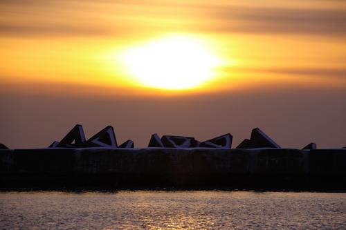 こまった時の夕焼け写真 12月22日_f0113639_16174320.jpg