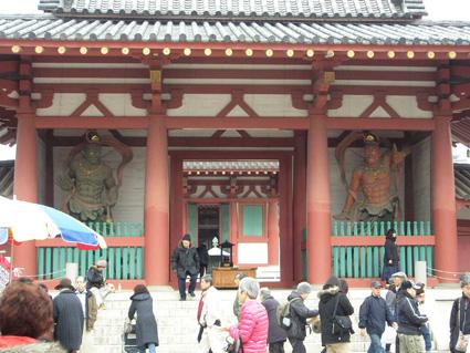 大阪・四天王寺(12月21日 金 2012年)_a0099744_17194429.jpg