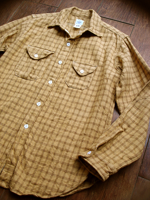 POST O\'ALLS [FLANNEL] & [HB TWEED] SHIRT !!_a0132147_022173.jpg
