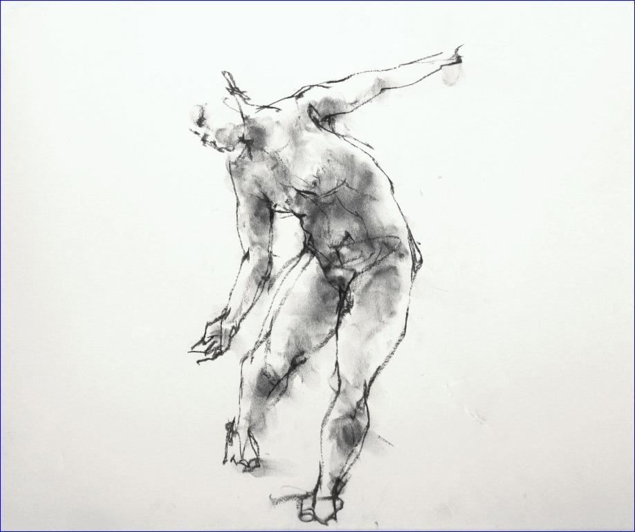 《 裸婦素描 》_f0159856_19371241.jpg