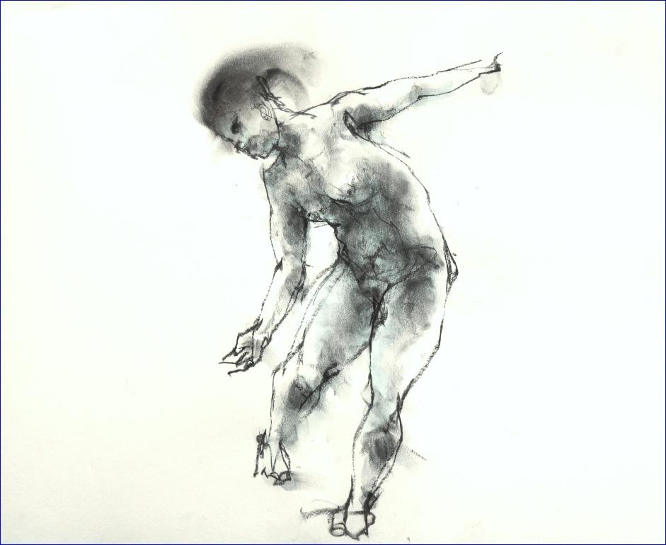 《 裸婦素描 》_f0159856_193756.jpg