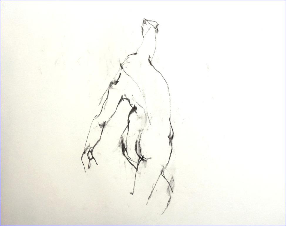 《 裸婦素描 》_f0159856_2081058.jpg