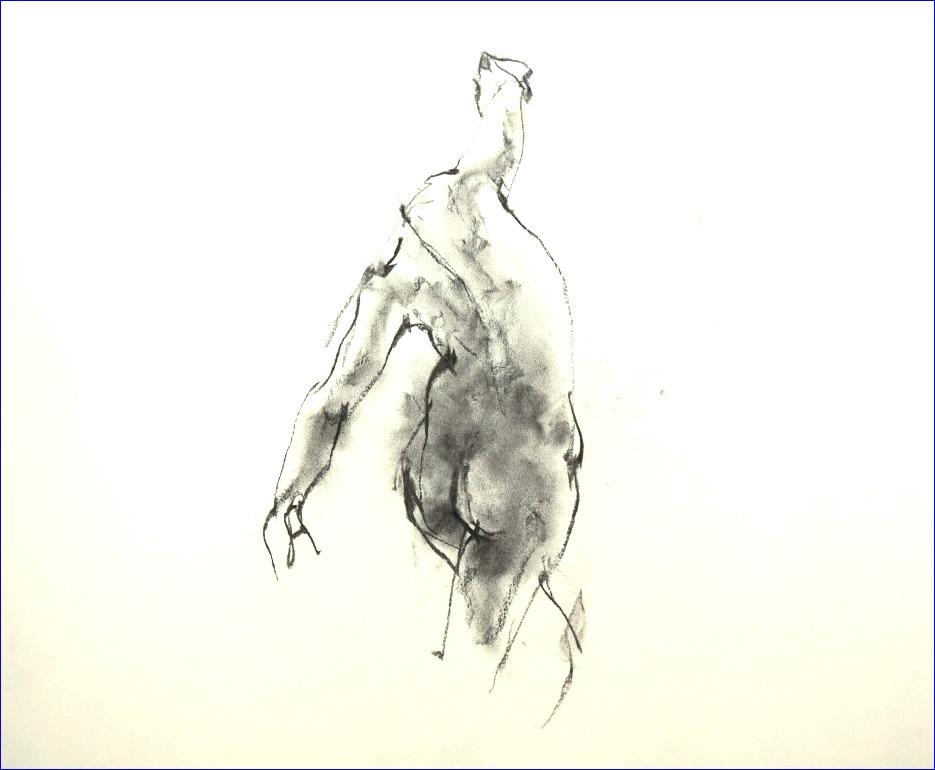 《 裸婦素描 》_f0159856_2085929.jpg