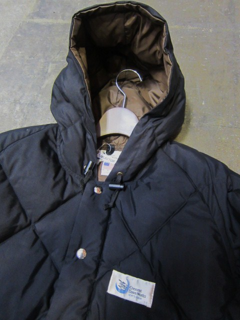 Crescent Down Works ・・・ 完全別注! HOODED QUILT DOWN JACKET!!_d0152280_23443859.jpg