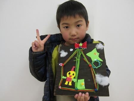 城陽教室 ~クリスマス工作~_f0215199_22235166.jpg
