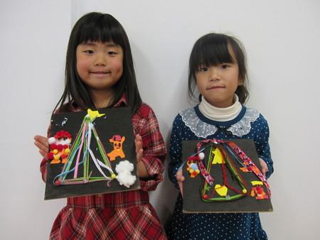 城陽教室 ~クリスマス工作~_f0215199_2233515.jpg