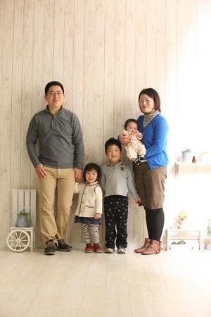 柳様☆家族写真_b0203705_16433840.jpg