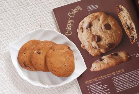 敗北・・・チョコチップクッキー_b0253205_812432.jpg