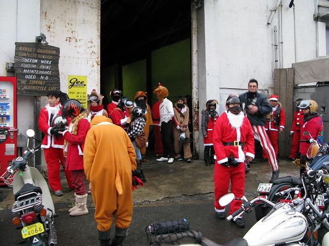 Santaが、今年もやってきた!!_a0110720_16423489.jpg