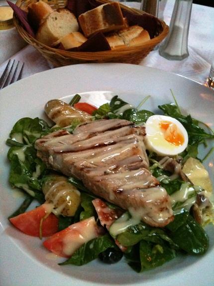イギリスdeフランス料理♡_d0104926_259352.jpg