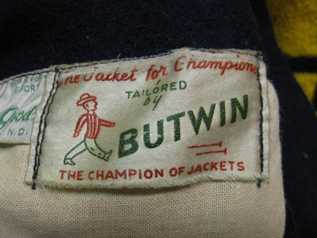 BUTWIN Letterman ジャケット_b0114845_1881291.jpg