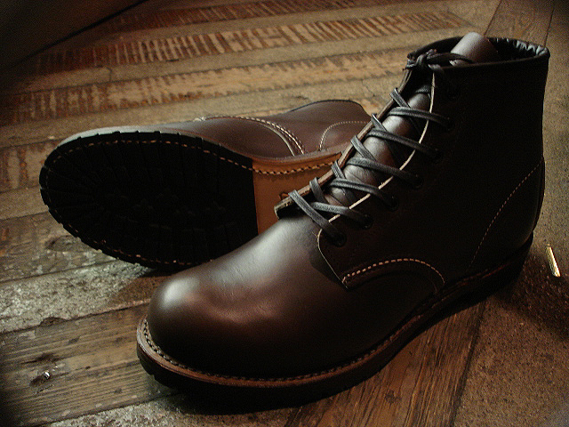 "NEW : REDWING [BECKMAN] & [LINEMAN] ""NEW COLOR\"" 2012 WINTER !!_a0132147_0112644.jpg"