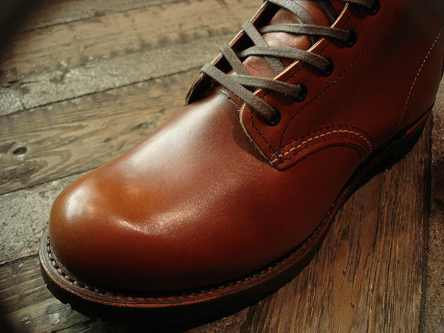 "NEW : REDWING [BECKMAN] & [LINEMAN] ""NEW COLOR\"" 2012 WINTER !!_a0132147_0115335.jpg"