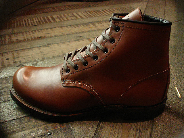"NEW : REDWING [BECKMAN] & [LINEMAN] ""NEW COLOR\"" 2012 WINTER !!_a0132147_0123927.jpg"