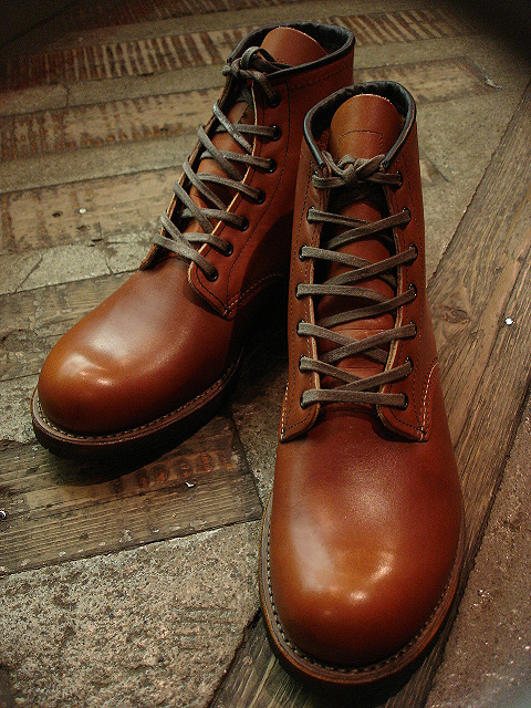 "NEW : REDWING [BECKMAN] & [LINEMAN] ""NEW COLOR\"" 2012 WINTER !!_a0132147_0134888.jpg"