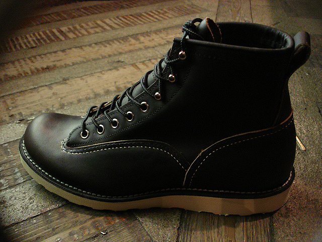 "NEW : REDWING [BECKMAN] & [LINEMAN] ""NEW COLOR\"" 2012 WINTER !!_a0132147_091972.jpg"