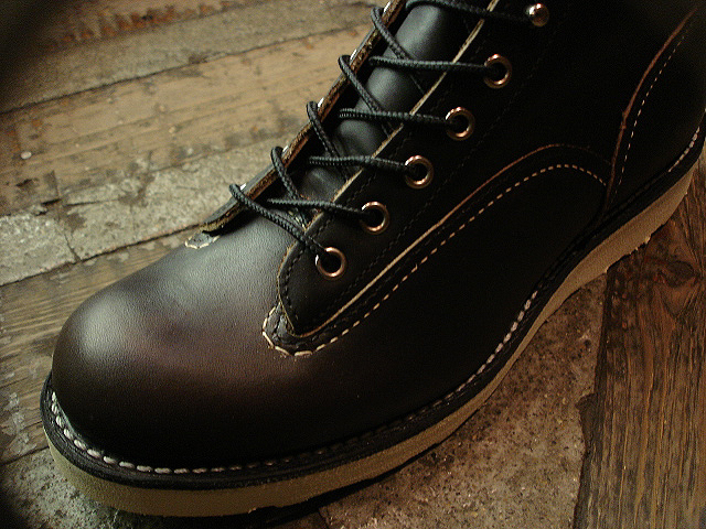 "NEW : REDWING [BECKMAN] & [LINEMAN] ""NEW COLOR\"" 2012 WINTER !!_a0132147_094080.jpg"