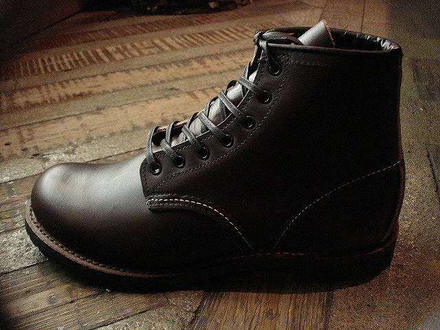 "NEW : REDWING [BECKMAN] & [LINEMAN] ""NEW COLOR\"" 2012 WINTER !!_a0132147_094390.jpg"