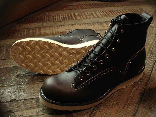 "NEW : REDWING [BECKMAN] & [LINEMAN] ""NEW COLOR\"" 2012 WINTER !!_a0132147_095737.jpg"
