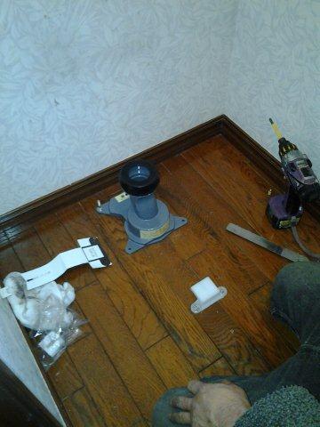 Lixil アステオへトイレをリフォーム(横浜市)_e0207151_14452553.jpg