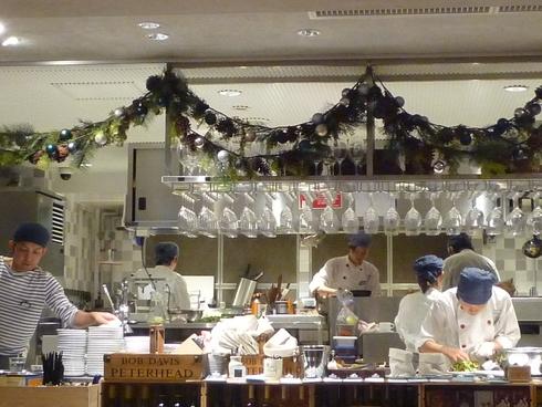 Heartful Thankful ♬ GONTRAN CHERRIER TOKYO@Joyeux Noël   クリスマスの贈り物.。.☆*†_a0053662_19473149.jpg