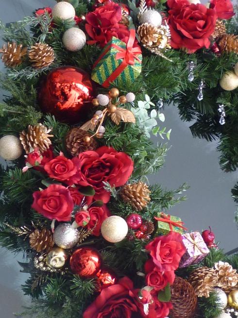 Heartful Thankful ♬ GONTRAN CHERRIER TOKYO@Joyeux Noël   クリスマスの贈り物.。.☆*†_a0053662_19563130.jpg
