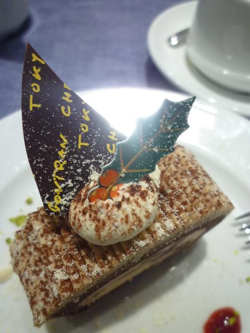 Heartful Thankful ♬ GONTRAN CHERRIER TOKYO@Joyeux Noël   クリスマスの贈り物.。.☆*†_a0053662_2042177.jpg