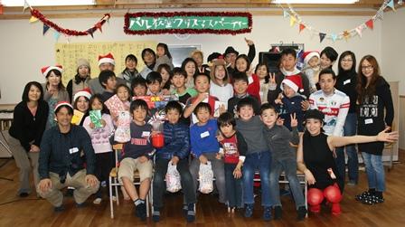 クリスマスパーティー_a0239665_2395626.jpg