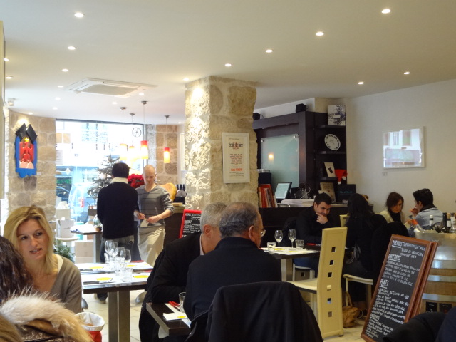 L 39 ecole de nice paris gourmand for Interieur cours nice