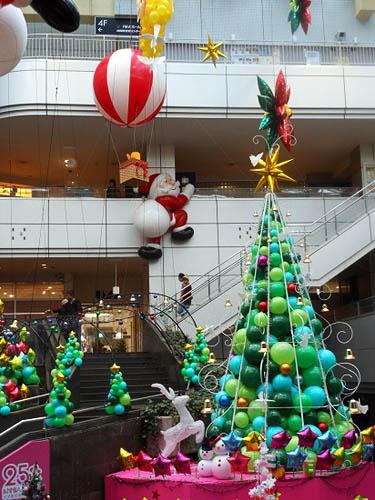 初めてのルリビタキと、クリスマスツリー_f0030085_20224140.jpg
