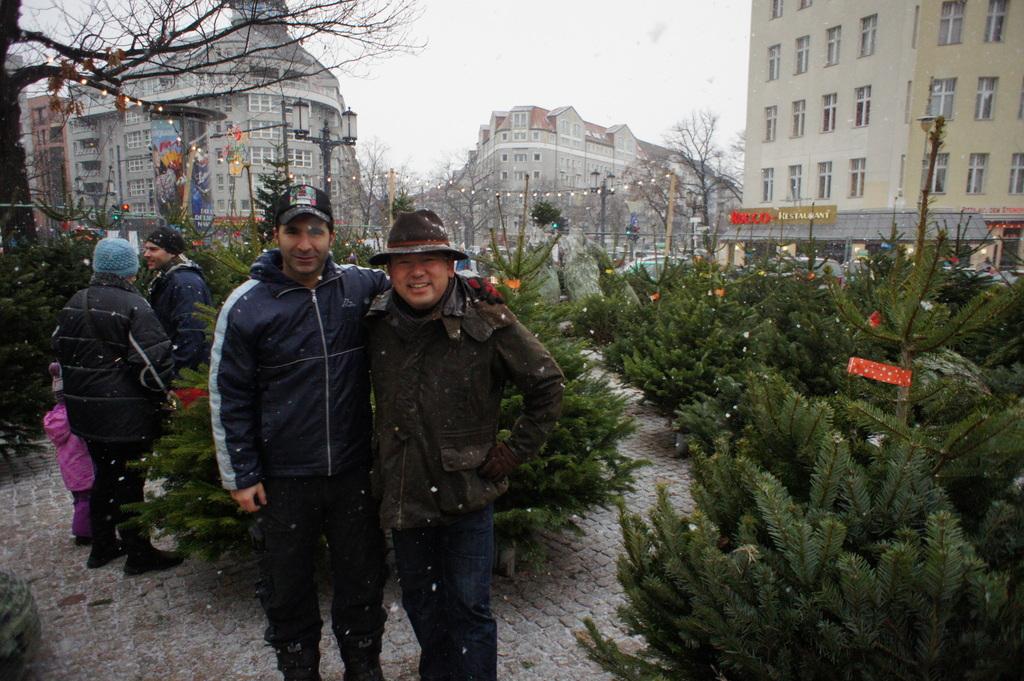 Berlin,また雪!_c0180686_22113845.jpg