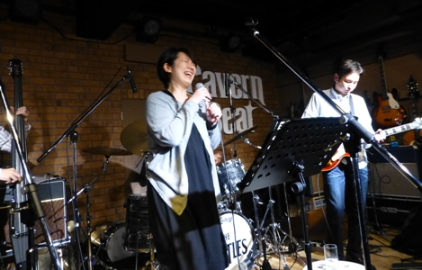 2012年カラフル年末ライブのライブレポ、その1(ジェイバンド~SUBERIMASU)_e0188087_22343647.jpg