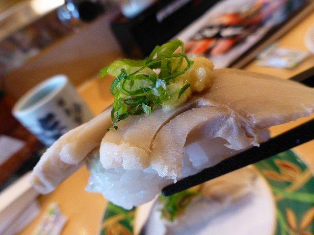 回転寿司 とれとれ屋   多田店_c0118393_1720967.jpg