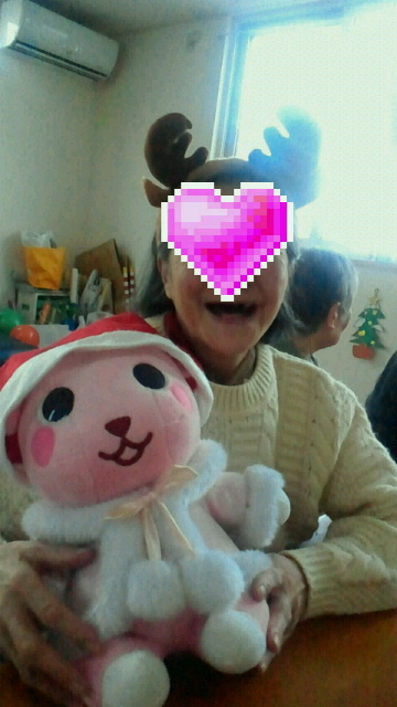 クリスマス会_c0205393_20572279.jpg