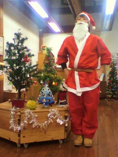 クリスマス ♪_e0208600_1434418.jpg
