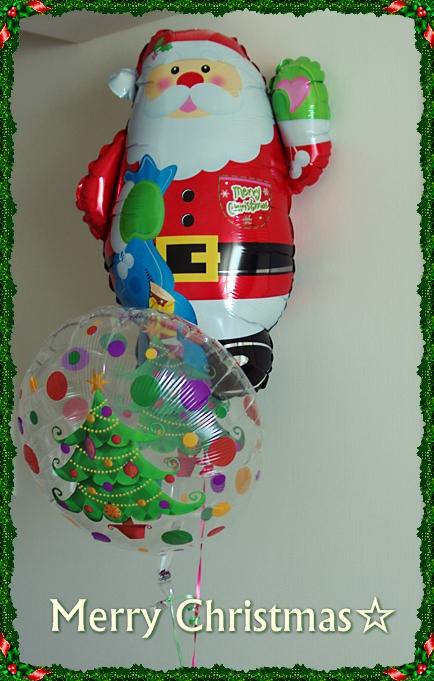 サンタが家にやってきた~☆_f0179404_211517.jpg