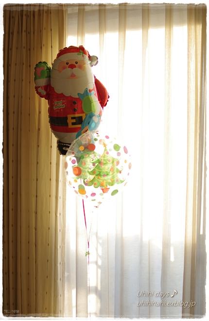 サンタが家にやってきた~☆_f0179404_2124530.jpg