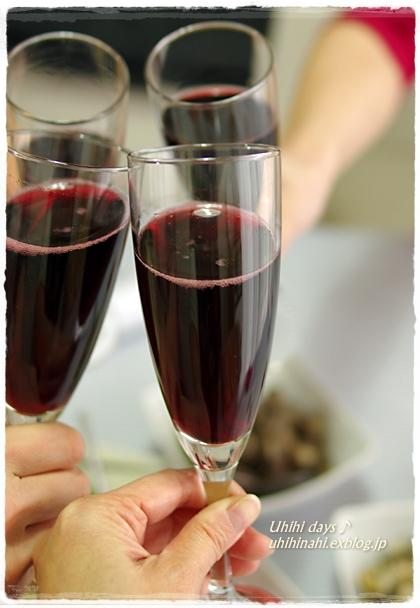 シュトーレン と ワインパーティー_f0179404_7274393.jpg