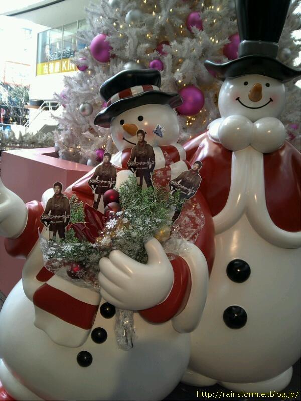RAIN Merry Christmas★★★素敵な動画がとどきました♪_c0047605_9104765.jpg