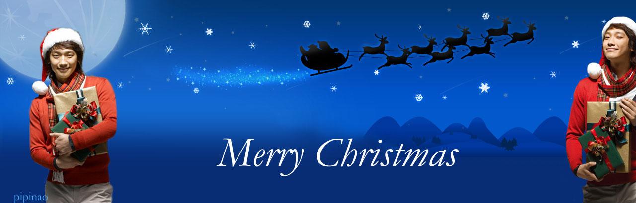 RAIN Merry Christmas★★★素敵な動画がとどきました♪_c0047605_9132448.jpg