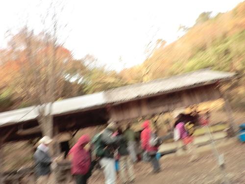 山で忘年会  by (仁べ)_e0228405_2059457.jpg