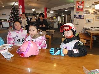 【クリスマス&スキーキャンプ】 開催中!_f0101226_0485296.jpg