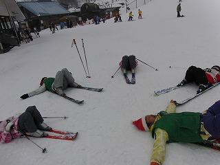 【クリスマス&スキーキャンプ】 開催中!_f0101226_0503756.jpg