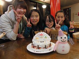 【クリスマス&スキーキャンプ】 開催中!_f0101226_0532999.jpg