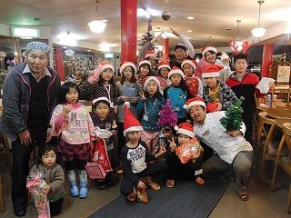 【クリスマス&スキーキャンプ】 開催中!_f0101226_054550.jpg