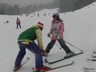 【クリスマス&スキーキャンプ】 開催中!_f0101226_123656.jpg
