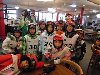【クリスマス&スキーキャンプ】 開催中!_f0101226_132994.jpg