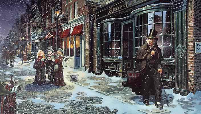 Christmas in Britain ⑥_c0215031_2137946.jpg